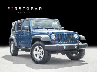 Used 2010 Jeep Wrangler Unlimited Rubicon I NAVIGATION I NO ACCIDENT for sale in Toronto, ON