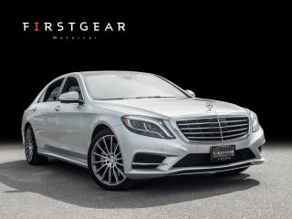 Used 2016 Mercedes-Benz S-Class S 550 I NAVIGATION I BACKUP I LWB for sale in Toronto, ON