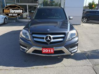 Used 2015 Mercedes-Benz GLK 250 AVANTGARDE PLUS EDITION AMG SPORT for sale in North York, ON