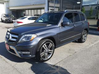 Used 2015 Mercedes-Benz GLK 250 EXCELLENT CONDITION | ONE OWNER | NO ACCIDENTS | AVANTGARDE PLUS EDITION for sale in North York, ON