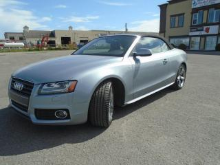 Used 2011 Audi A5 2 portes Cabriolet, boîte automatique, 2 for sale in Mirabel, QC