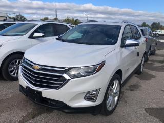 Used 2020 Chevrolet Equinox Premier for sale in Markham, ON