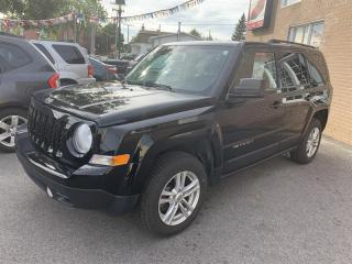 Used 2014 Jeep Patriot VENDU VENDU!! for sale in Pointe-Aux-Trembles, QC