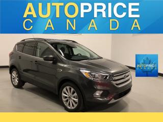 Used 2019 Ford Escape SEL PANOROOF|LEATHER|REAR CAM for sale in Mississauga, ON