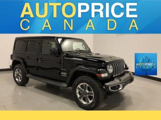 Used 2019 Jeep Wrangler Unlimited Sahara NAVIGATION|AUTO| for sale in Mississauga, ON