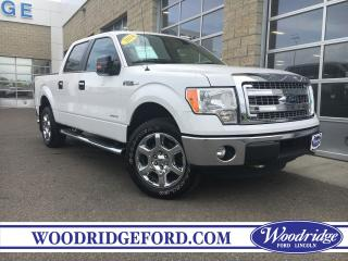 Used 2014 Ford F-150 XLT ***PRICE REDUCED*** NO ACCIDENTS, LEATHER SEATS, XTR, CONSOLE, MAX TRAILER TOW. for sale in Calgary, AB