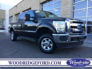 Used 2015 Ford F-350 XLT ***PRICE REDUCED*** 6.2L V8 GAS ENGINE, CLOTH SEATS, NO ACCIDENTS for sale in Calgary, AB