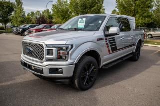 Used 2019 Ford F-150 Lariat Special Edition Package, Sunroof, 502A Luxury Package, Lariat Chrome Appearance Package, 18 i for sale in Okotoks, AB