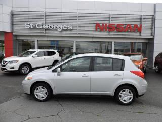 Used 2012 Nissan Versa Hayon 5 portes, boîte automatique,1.8 for sale in St-Georges, QC
