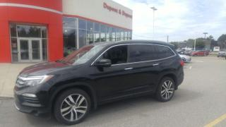 Used 2016 Honda Pilot Touring with NAV for sale in Gatineau, QC