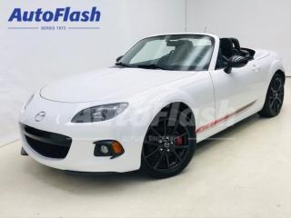 Used 2013 Mazda Miata MX-5 GS * Hard-Top * 25th-Anniversary * M6 * for sale in St-Hubert, QC