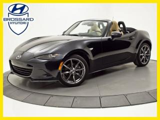 Used 2016 Mazda Miata MX-5 GT NAV  ANGLES MORTS for sale in Brossard, QC