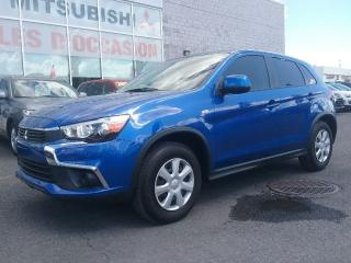 Used 2017 Mitsubishi RVR ES | CRUISE | A/C | AUXILIAIRE | S. CHAUFFANTS for sale in St-Hubert, QC