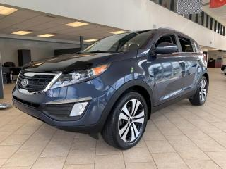 Used 2012 Kia Sportage EX Luxe Cuir Toit Pano for sale in Pointe-Aux-Trembles, QC