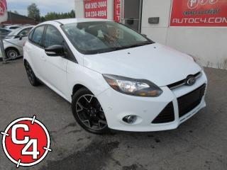 Used 2014 Ford Focus SE  CUIR NAVI MAG A/C GE ÉLECT for sale in St-Jérôme, QC