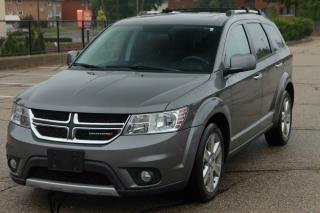 Used 2013 Dodge Journey Sunroof | Leather |  CERTIFIED for sale in Waterloo, ON