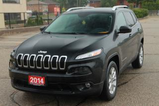 Used 2014 Jeep Cherokee North 4x4| CERTIFIED for sale in Waterloo, ON
