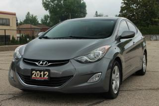 Used 2012 Hyundai Elantra GLS Sunroof | Bluetooth | Heated Seats for sale in Waterloo, ON