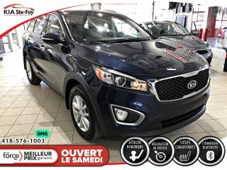 Used 2016 Kia Sorento 2.4L LX *CAMERA *CRUISE *BLUETOOTH *A/C for sale in Québec, QC