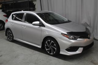 Used 2016 Scion iM (A/C,BLUETOOTH,CRUISE) for sale in St-Constant, QC