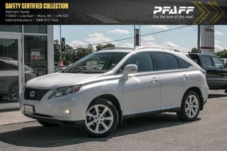 Used 2011 Lexus RX 350 6A for sale in Orangeville, ON