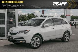 Used 2012 Acura MDX Tech 6sp at for sale in Orangeville, ON