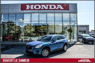Used 2013 Mazda CX-5 GS - Mags - Air clim - Bluetooth - for sale in Ile-des-Soeurs, QC