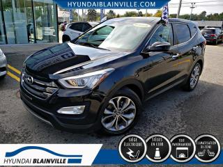 Used 2013 Hyundai Santa Fe LIMITED 2.0T TURBO AWD NAVIGATION+ for sale in Blainville, QC