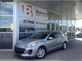 Used 2012 Mazda MAZDA3 2012 Mazda Mazda3 - RADIO CD AMPLI + SUB for sale in Blainville, QC