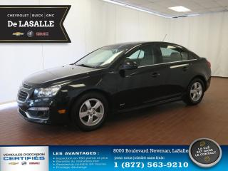 Used 2015 Chevrolet Cruze 1LT RS LT RS TOIT CUIR for sale in Lasalle, QC
