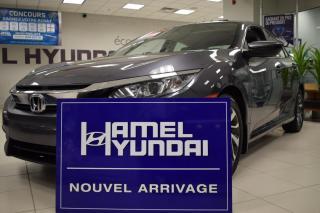 Used 2016 Honda Civic EX for sale in St-Eustache, QC