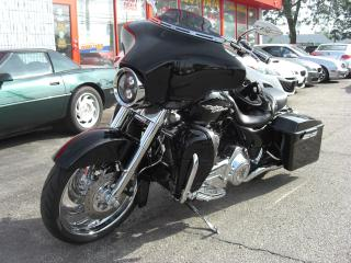 Used 2010 Harley-Davidson Street Glide 1584cc for sale in London, ON