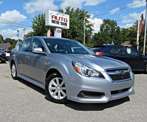 Used 2013 Subaru Legacy Groupe Tourisme 2.5i AWD MAGS for sale in Repentigny, QC