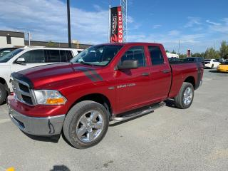 Used 2012 RAM 1500 ST for sale in Val-D'or, QC