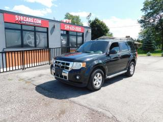 Used 2011 Ford Escape Limited|LEATHER|SUNROOF|MICOSOFT SYNC|USB/AUX for sale in St. Thomas, ON