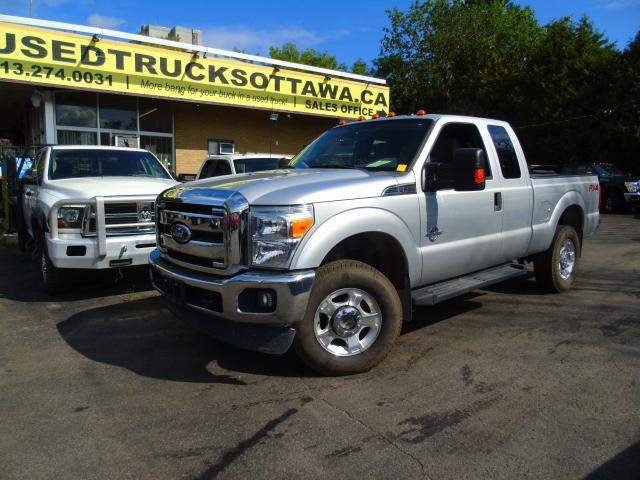 2012 Ford F-250 6.7 L Super Duty Power Stroke Turbo Diesel l XL