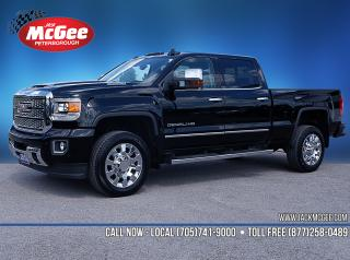 Used 2018 GMC Sierra 2500 HD Denali for sale in Peterborough, ON