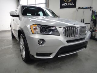 Used 2012 BMW X3 PANO ROOF ,NO ACCIDENT,MINT CONDITION for sale in North York, ON