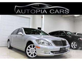 Used 2007 Mercedes-Benz S-Class 4dr Sdn V8 4MATIC for sale in North York, ON