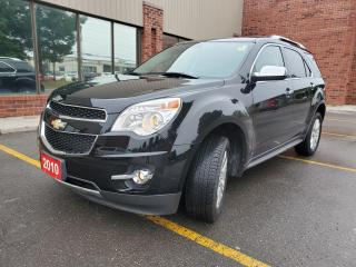 Used 2010 Chevrolet Equinox Awd 4dr Ltz for sale in Scarborough, ON