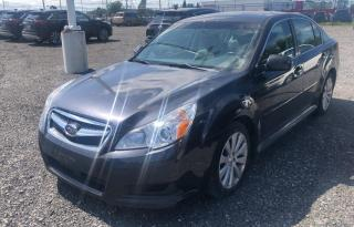Used 2011 Subaru Legacy 4dr Sdn Auto 2.5i w/Limited & Nav Pkg for sale in Oshawa, ON