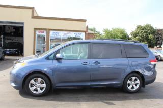 Used 2013 Toyota Sienna LE Power Doors 8 Passengers for sale in Brampton, ON