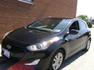 Used 2013 Hyundai Elantra GT GLS PANARAMIC ROOF, BLUE TOOTH NO ACCIDEN for sale in Oakville, ON