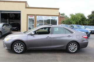 Used 2016 Toyota Camry XLE for sale in Brampton, ON