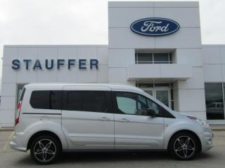 Used 2016 Ford Transit Connect Wagon XLT for sale in Tillsonburg, ON