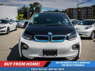 Used 2016 BMW i3 REX for sale in Port Moody, BC