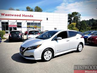 Used 2018 Nissan Leaf S for sale in Port Moody, BC
