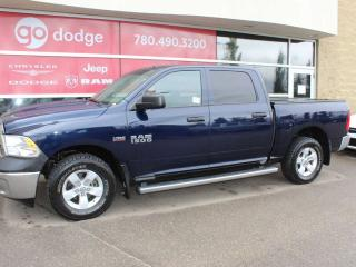 Used 2015 RAM 1500 ST 4x4 Crew Cab / Back Up Camera for sale in Edmonton, AB