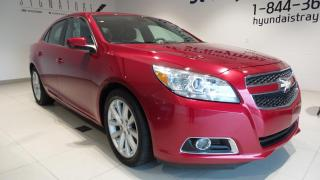 Used 2013 Chevrolet Malibu Berline 4 portes 2LT for sale in St-Raymond, QC