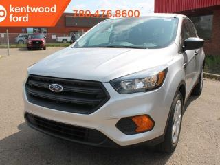 New 2019 Ford Escape S 100A, FWD, 2.5L, Remote Keyless Entry, Reverse Camera System for sale in Edmonton, AB